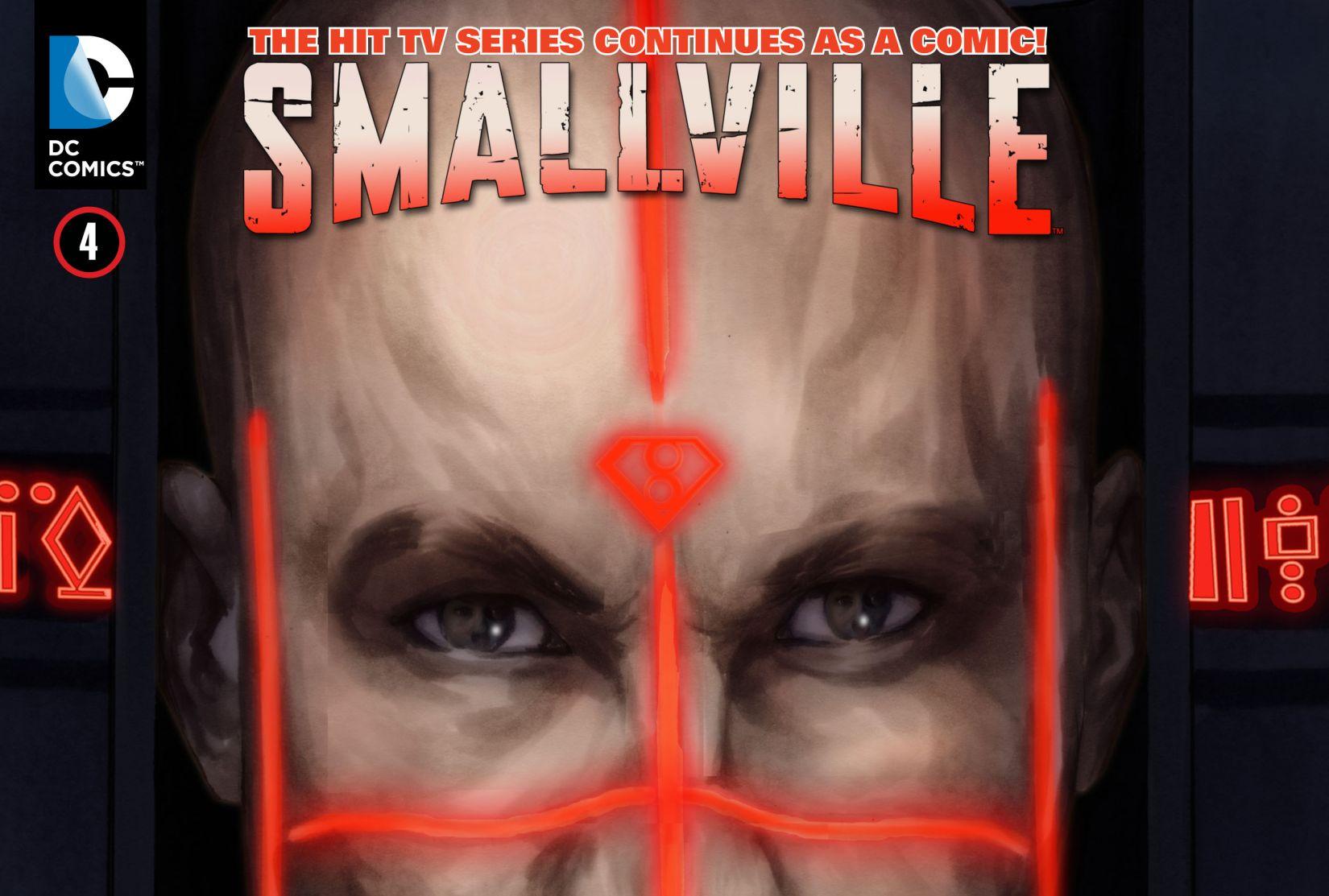 Read online Smallville: Season 11 comic -  Issue #4 - 1