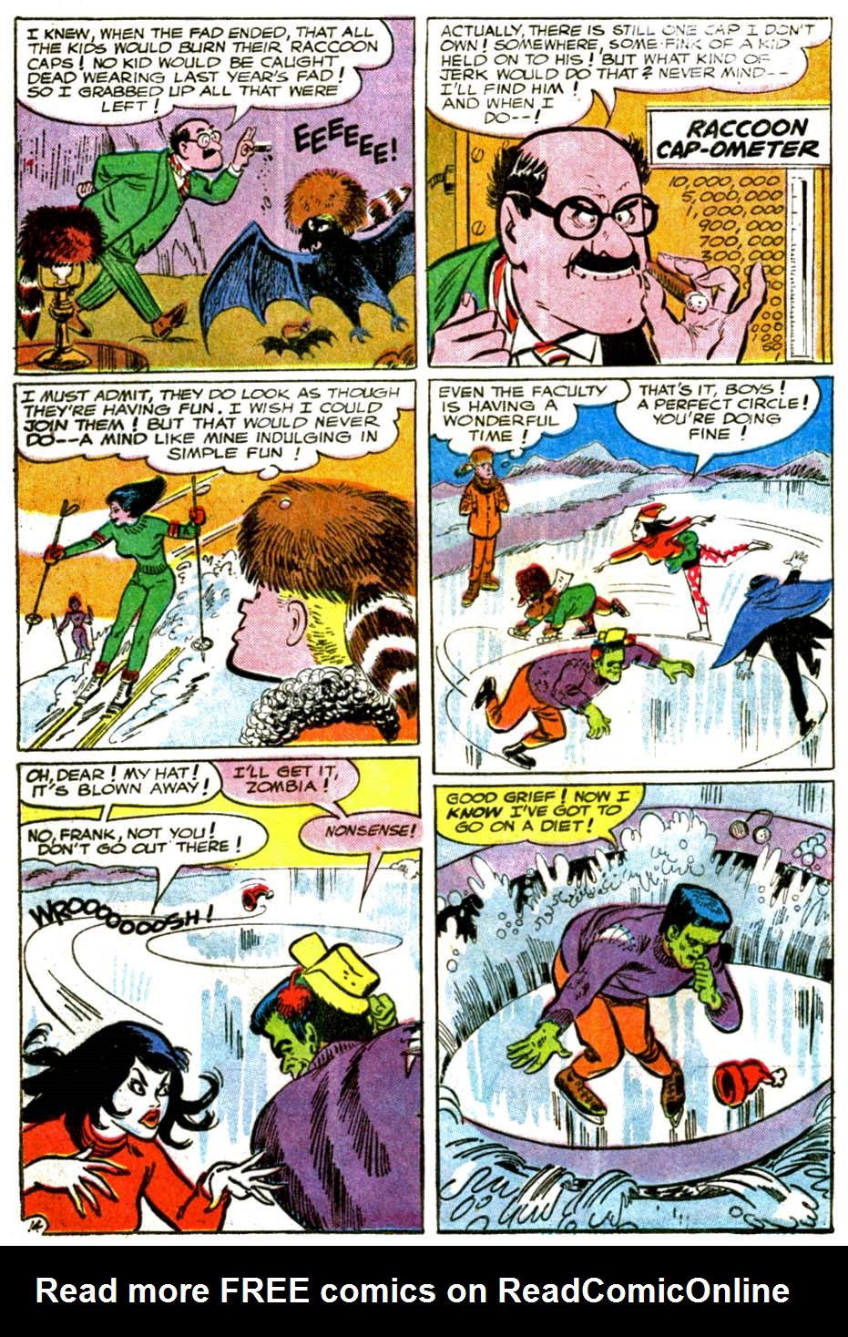The Adventures of Bob Hope issue 97 - Page 20