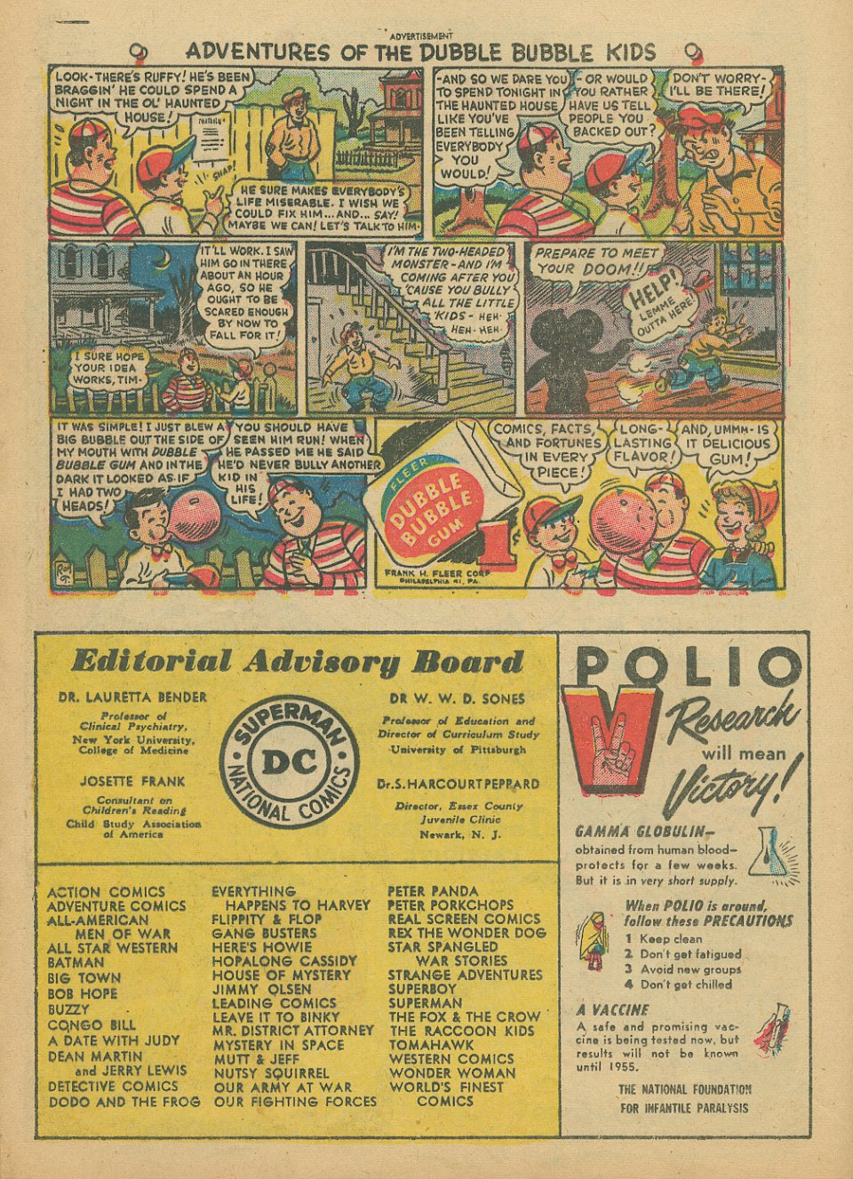 Read online Adventure Comics (1938) comic -  Issue #205 - 17