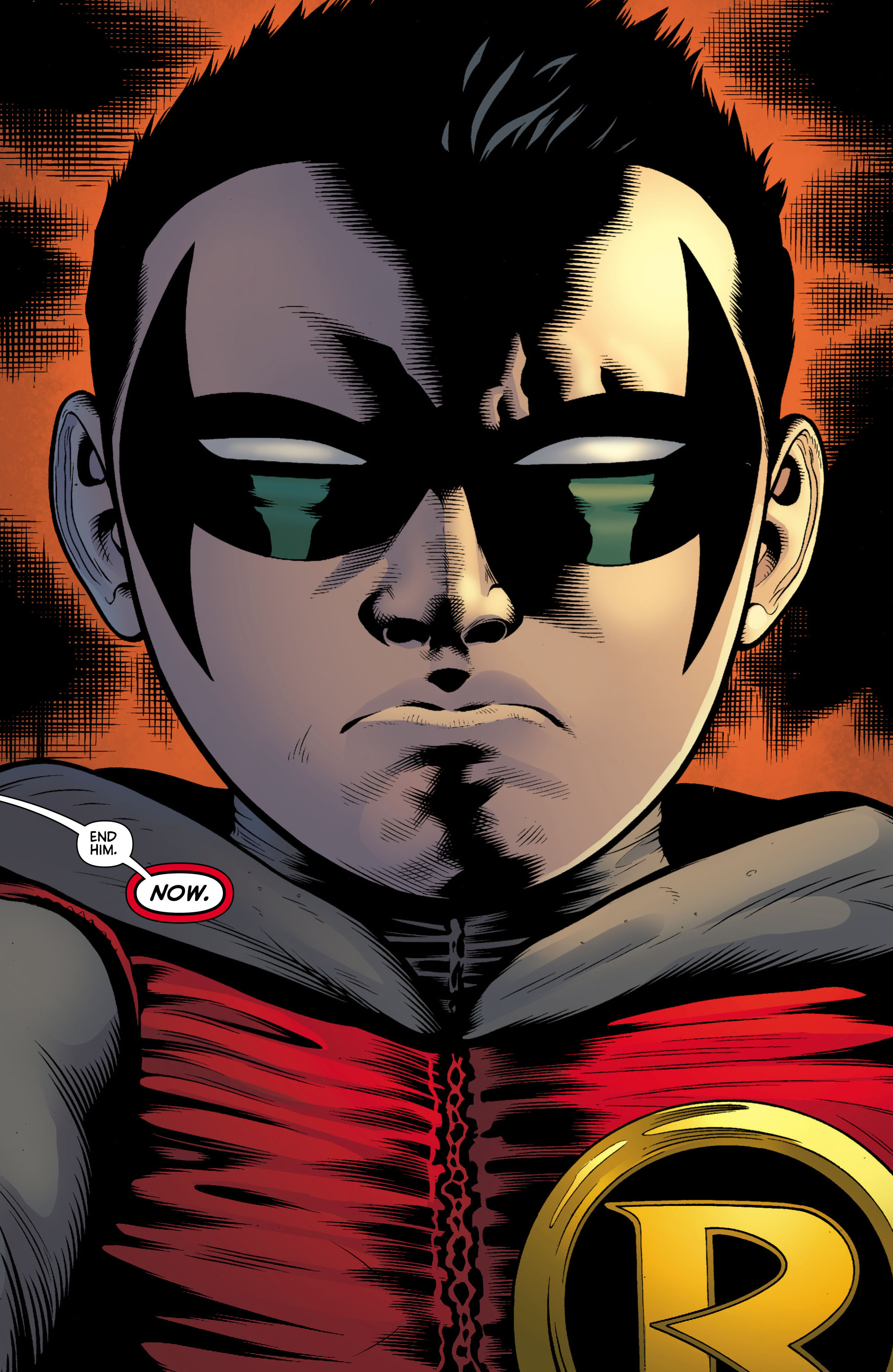Read online Batman and Robin (2011) comic -  Issue # TPB 1 - 112