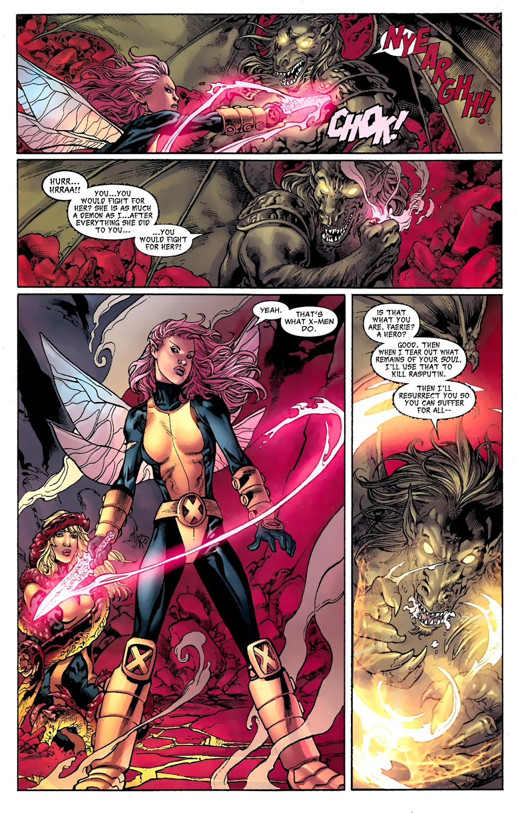 Read online X-Men: Second Coming Revelations comic -  Issue # TPB (Part 2) - 34
