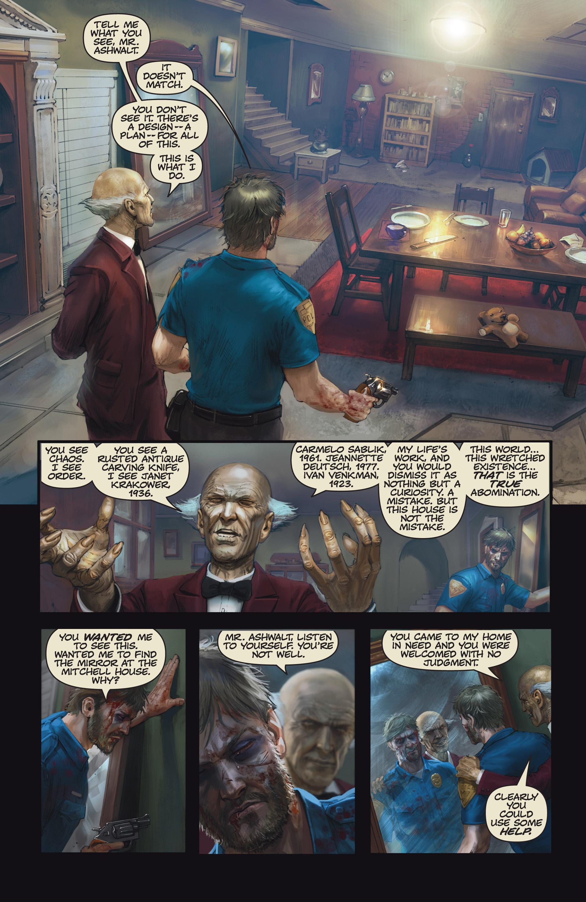 Read online Abattoir comic -  Issue #6 - 8