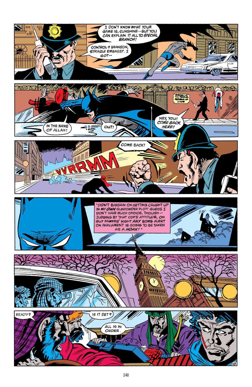 Read online Detective Comics (1937) comic -  Issue # _TPB Batman - The Dark Knight Detective 2 (Part 3) - 50
