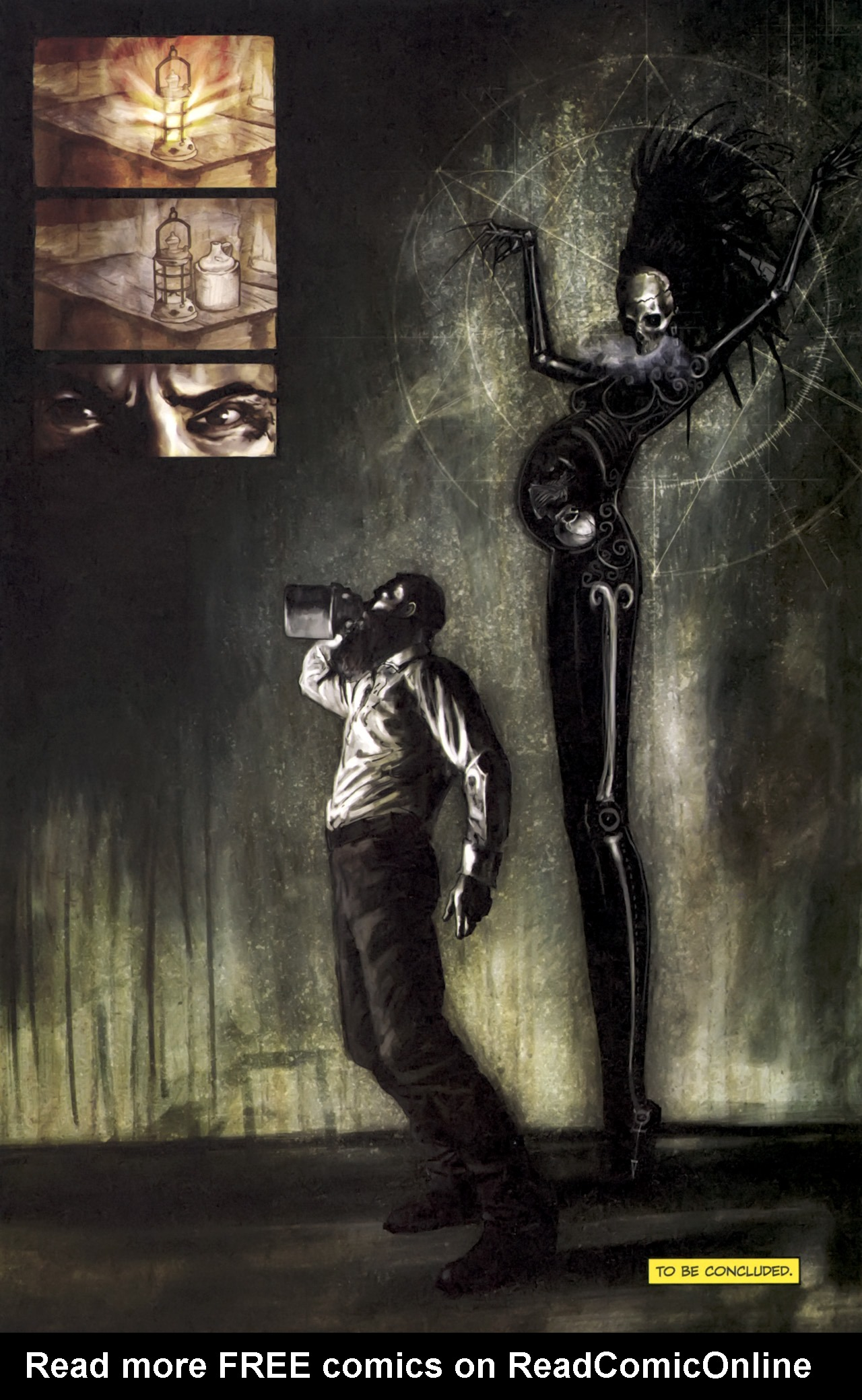 Read online Silent Hill: Past Life comic -  Issue #3 - 20