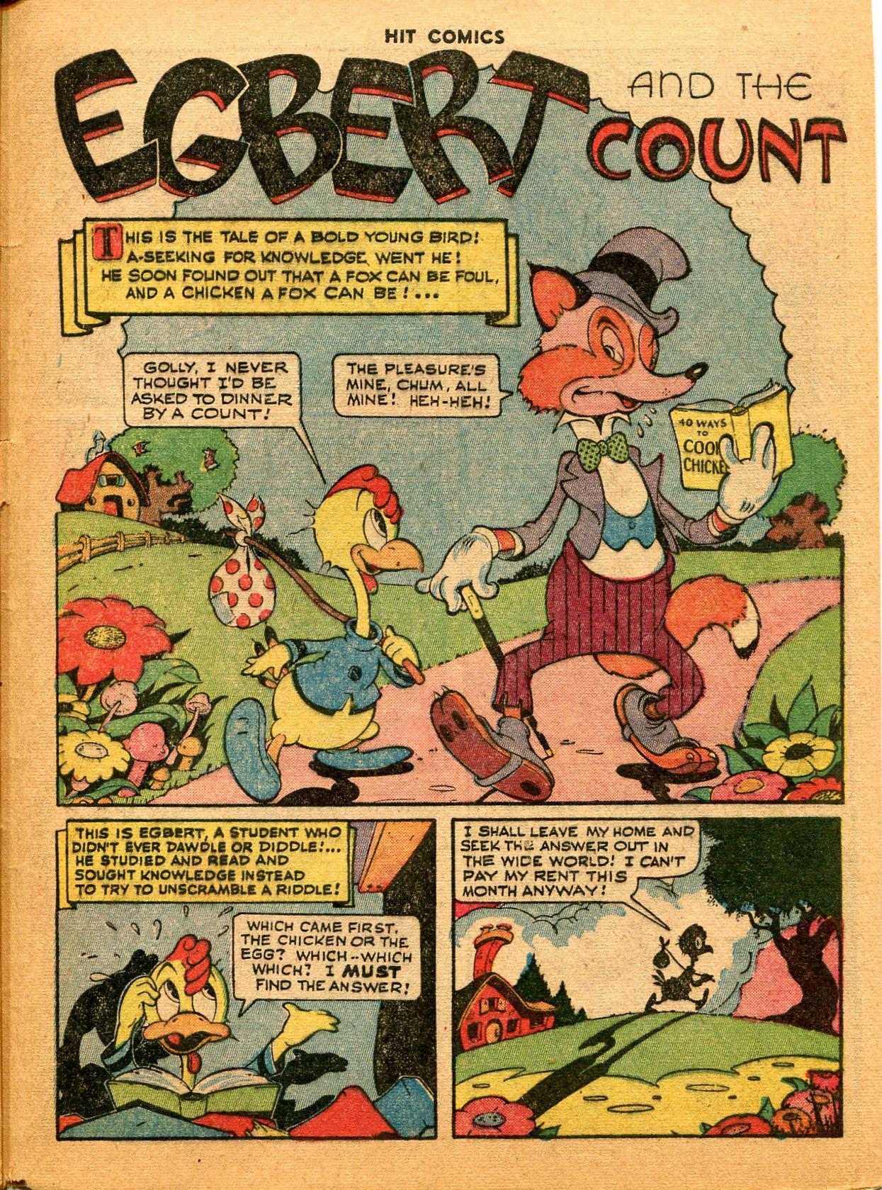 Read online Hit Comics comic -  Issue #35 - 53