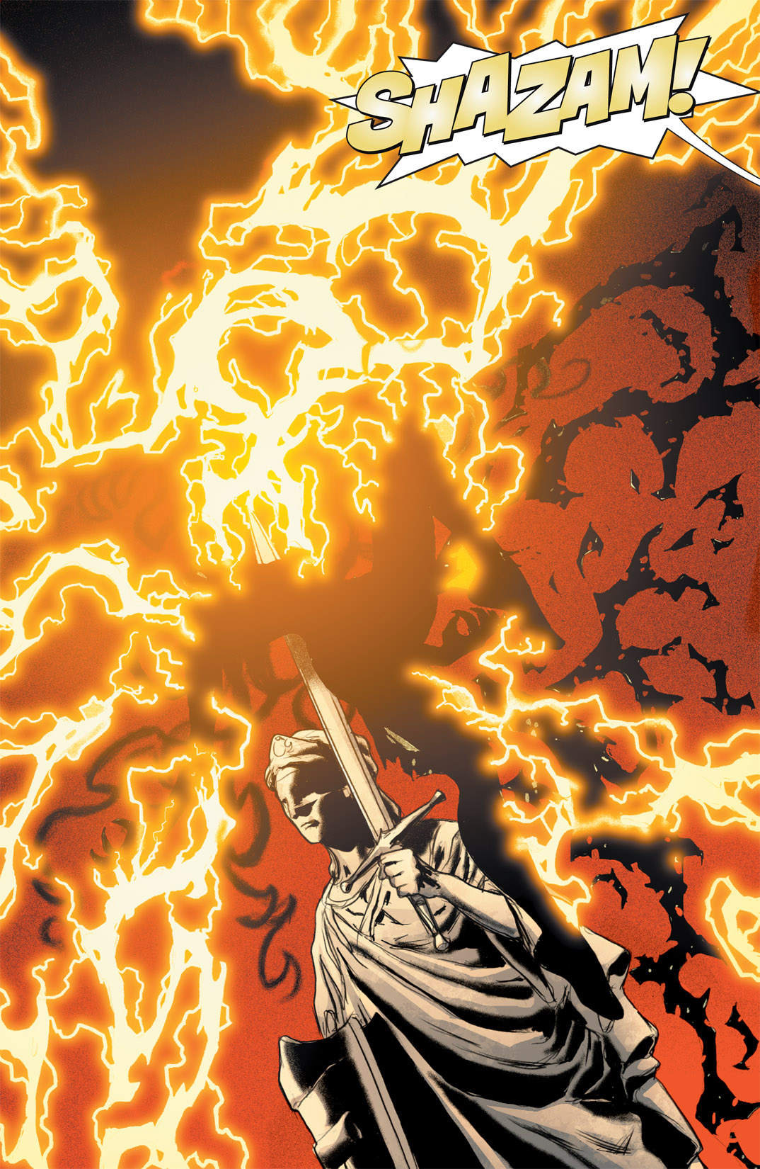 Read online Shazam! (2011) comic -  Issue #1 - 18