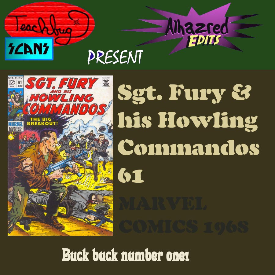 Read online Sgt. Fury comic -  Issue #61 - 37