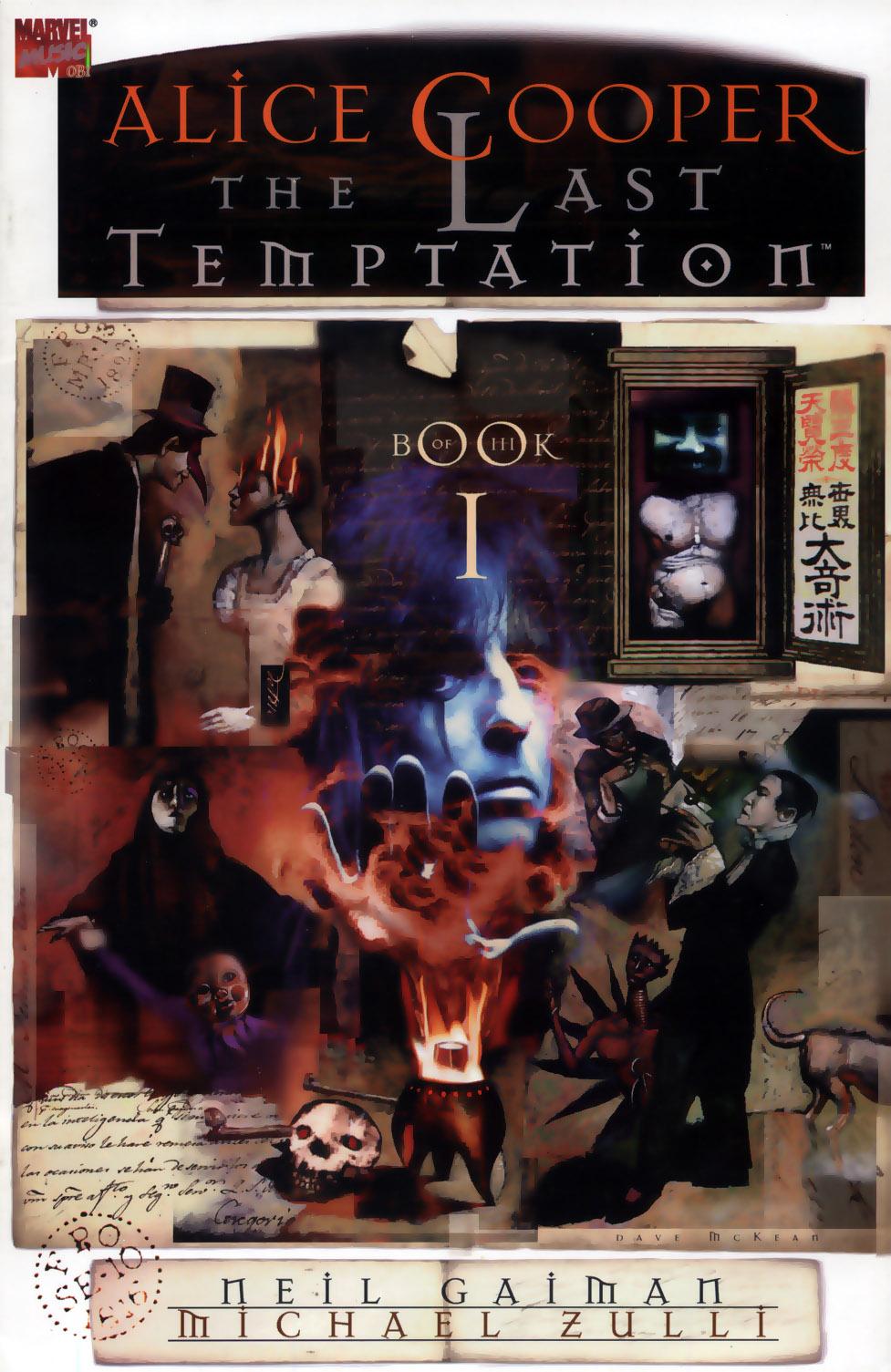 The Last Temptation 1 Page 2