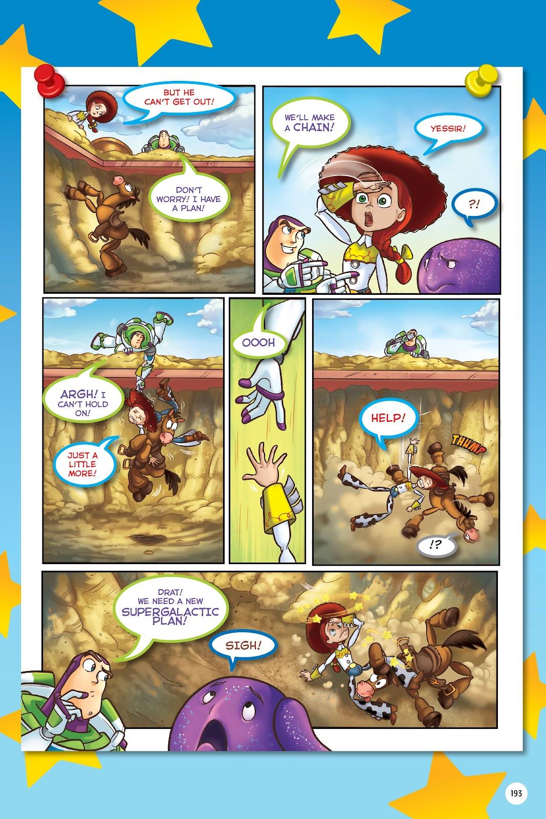 Read online DISNEY·PIXAR Toy Story Adventures comic -  Issue # TPB 1 (Part 2) - 93