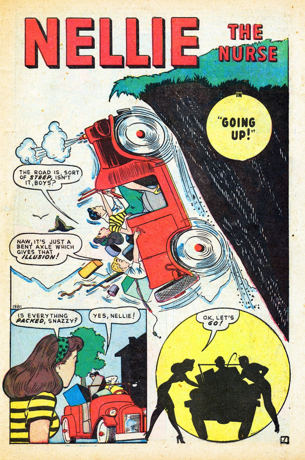 Read online Nellie The Nurse (1945) comic -  Issue #12 - 43