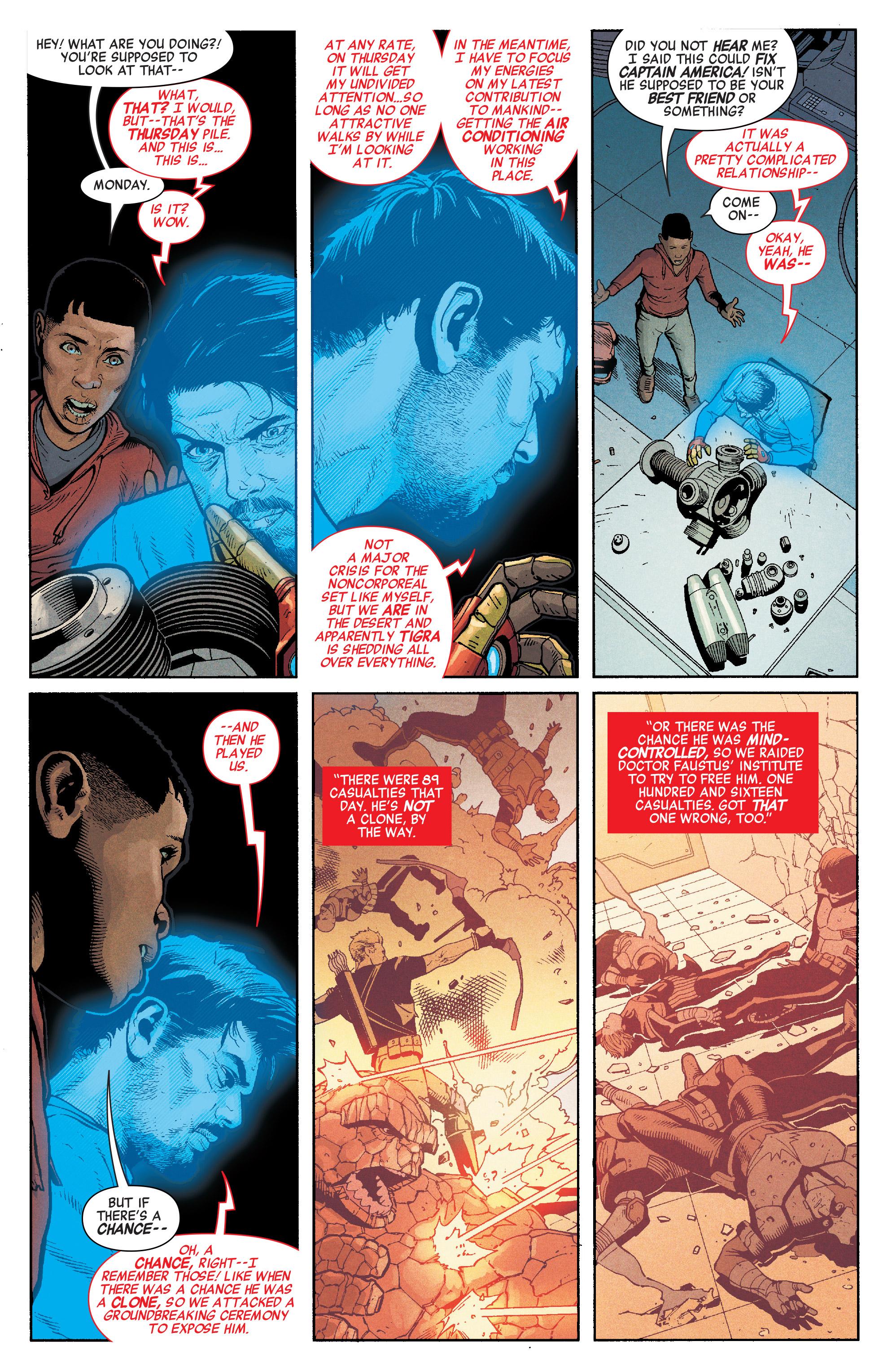Read online Secret Empire comic -  Issue #1 - 32