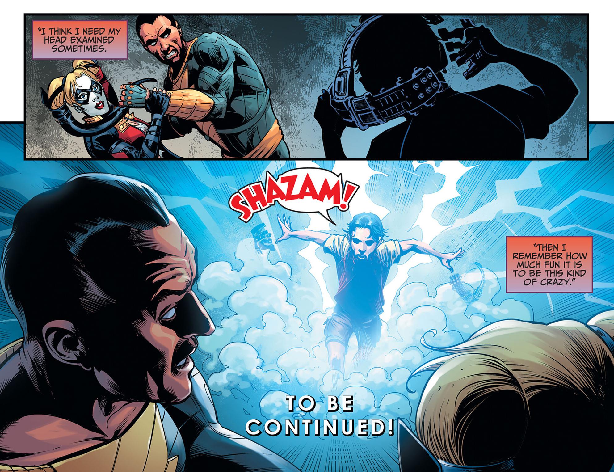 Read online Injustice: Ground Zero comic -  Issue #11 - 23