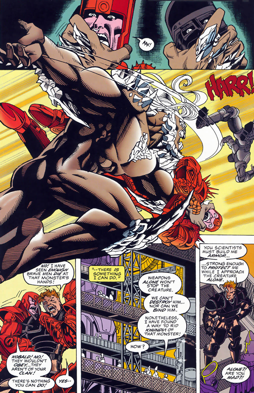 Read online Doomsday Annual comic -  Issue # Full - 28