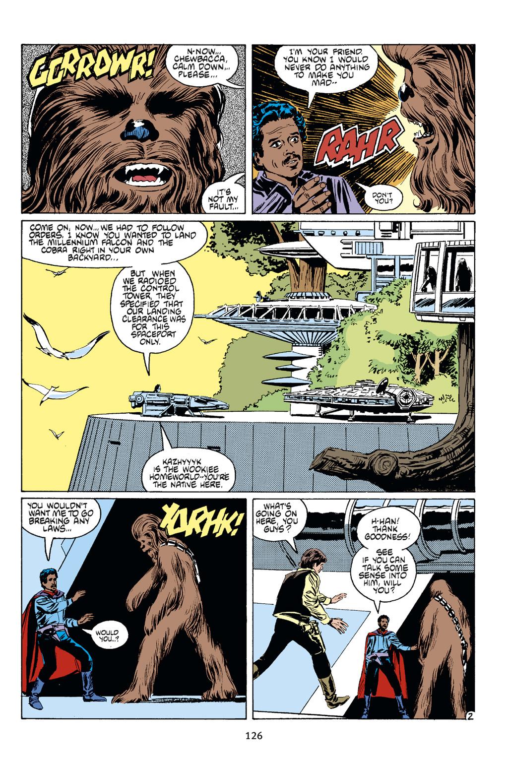 Read online Star Wars Omnibus comic -  Issue # Vol. 21 - 120