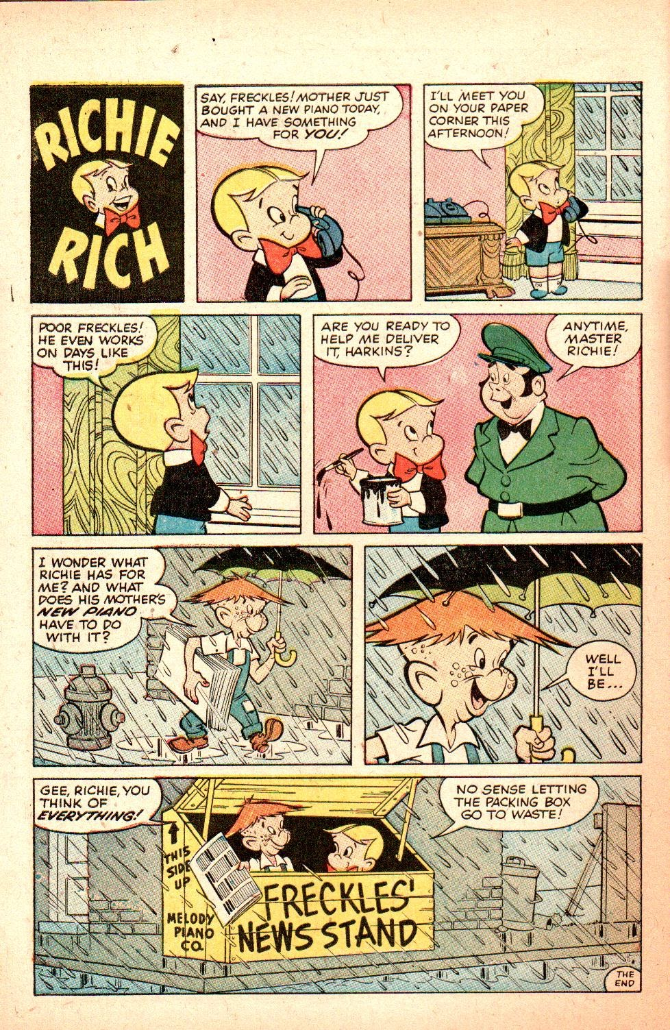 Little Dot (1953) issue 17 - Page 10