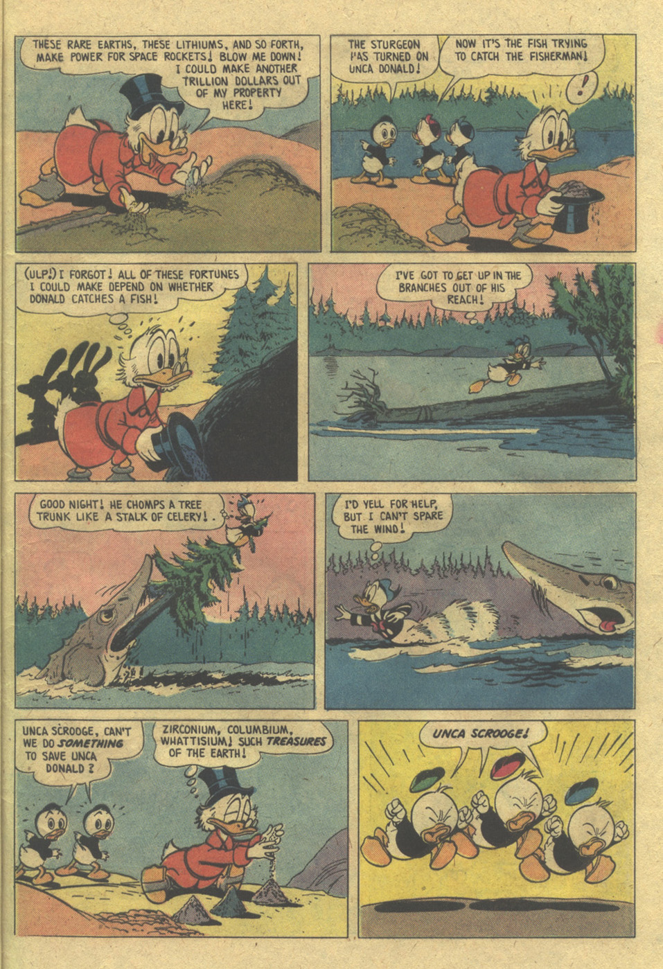 Read online Uncle Scrooge (1953) comic -  Issue #112 - 29