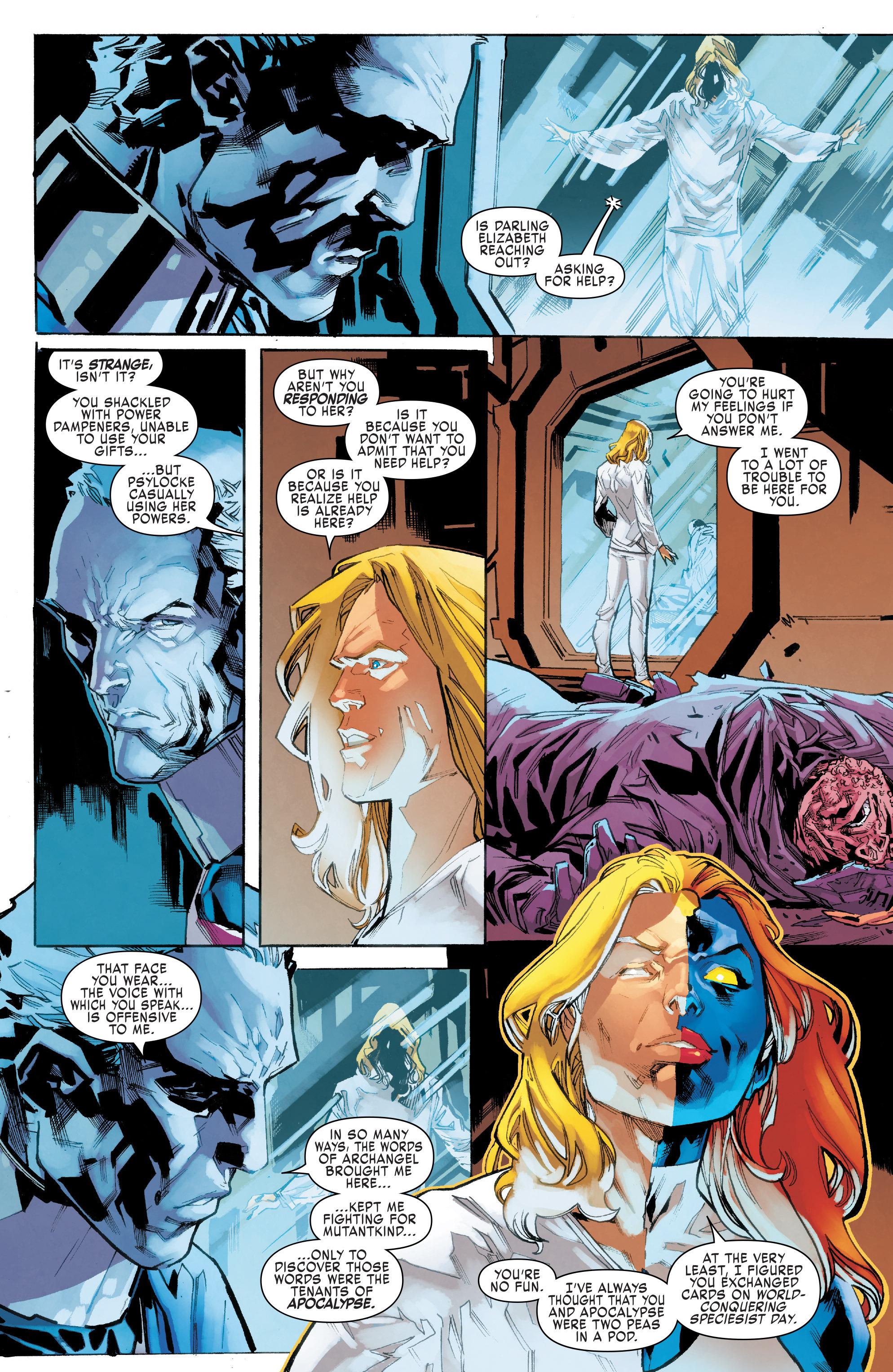 Read online Uncanny X-Men (2016) comic -  Issue #9 - 4
