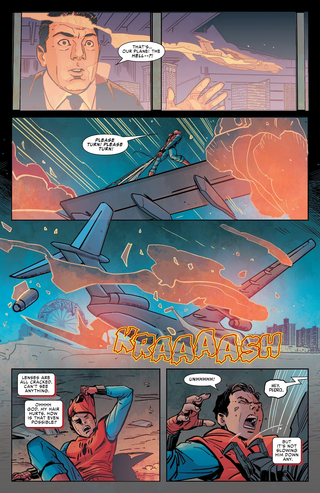 Read online Spider-Man: Far From Home Prelude comic -  Issue #2 - 20
