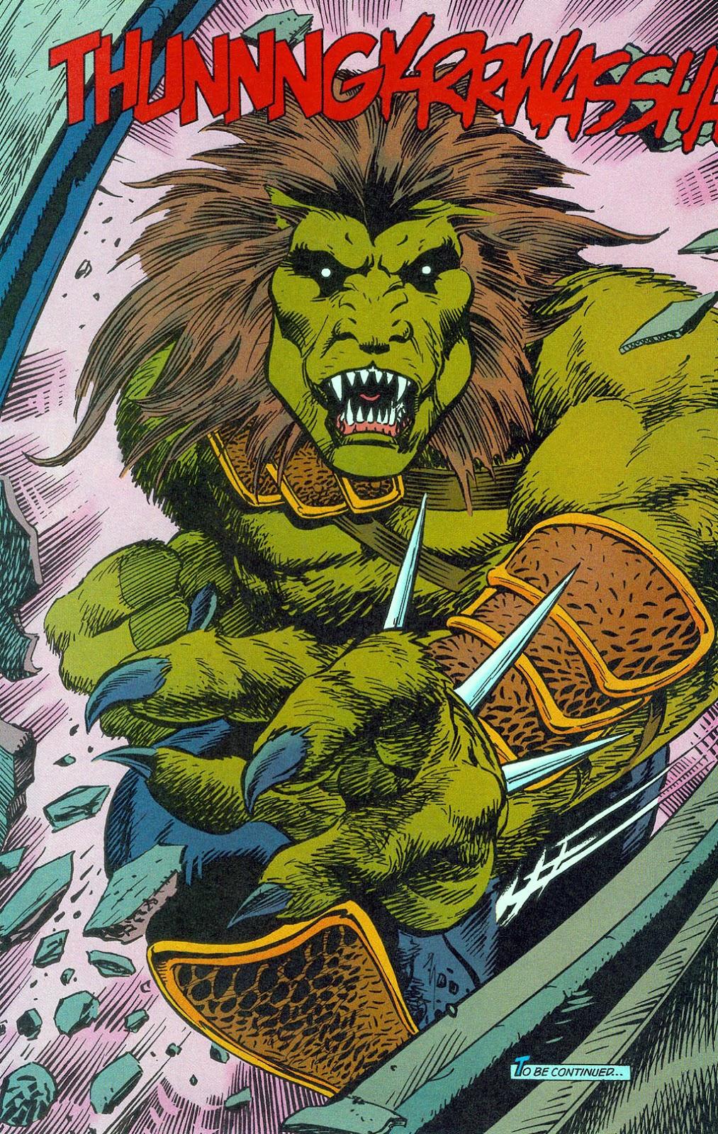 Hawkman (1993) Issue #24 #27 - English 24