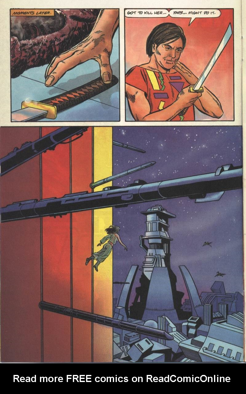 Read online Solar, Man of the Atom comic -  Issue #13 - 8