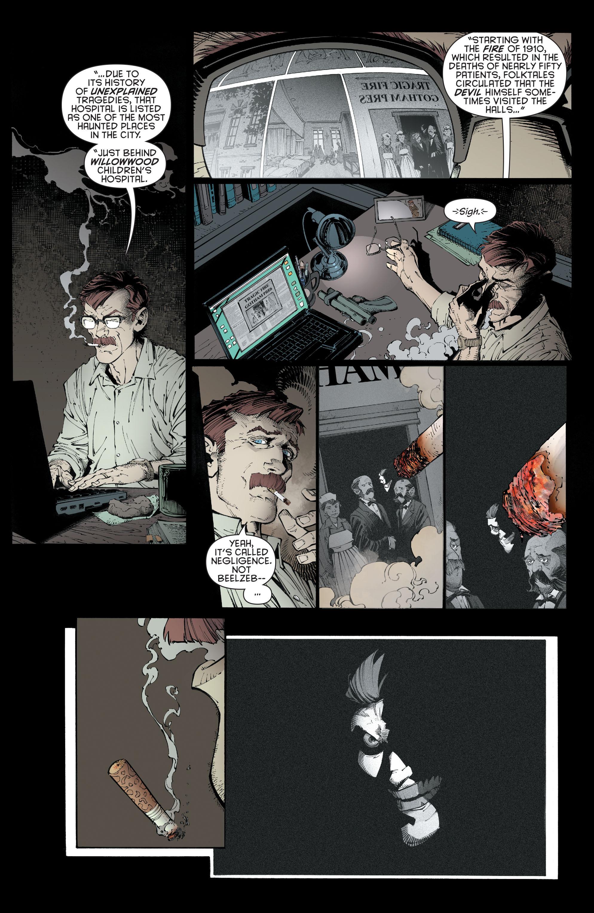 Read online Batman (2011) comic -  Issue # _TPB 7 - 64