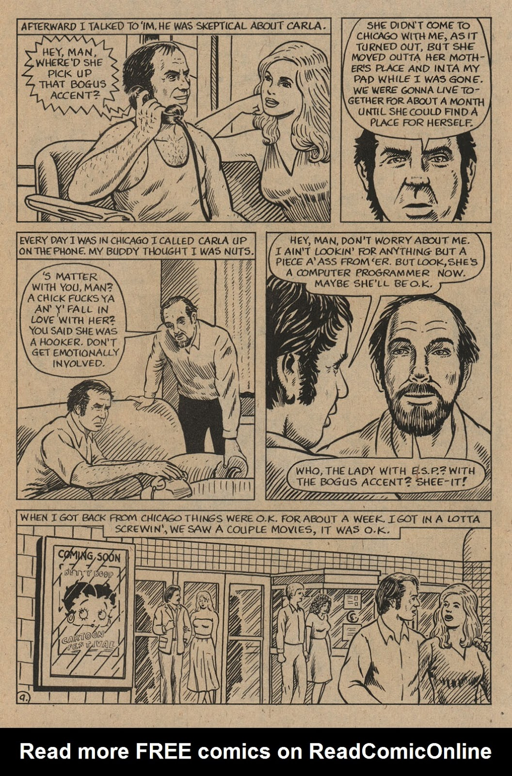American Splendor (1976) issue 6 - Page 12