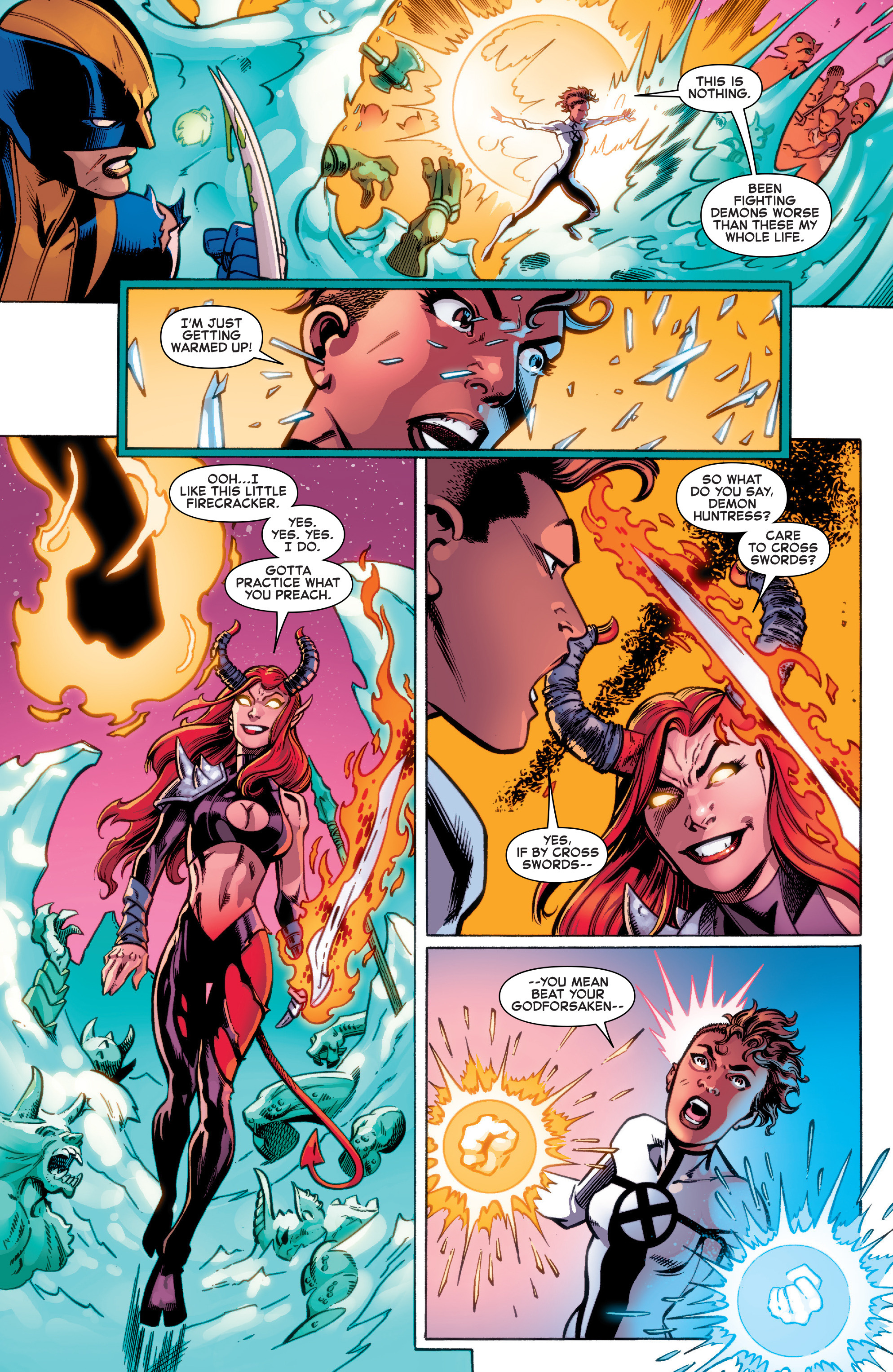 Read online All-New X-Men (2016) comic -  Issue #16 - 13