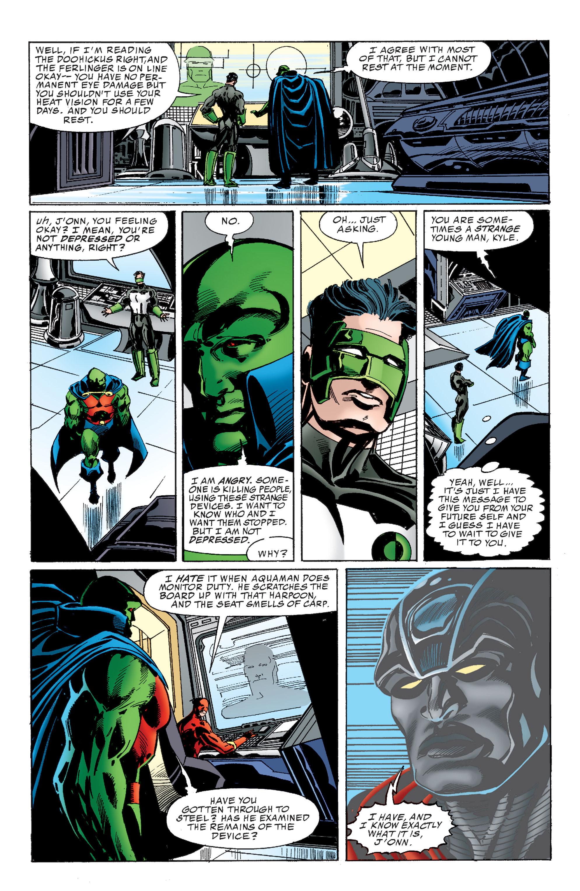 Read online Martian Manhunter: Son of Mars comic -  Issue # TPB - 42