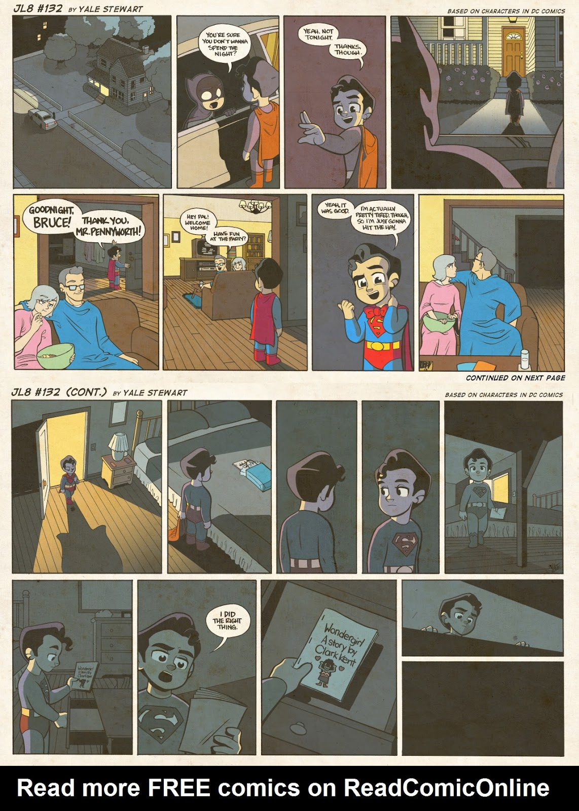 Read online JL8 – The Complete Collection comic -  Issue # TPB (Part 1) - 73