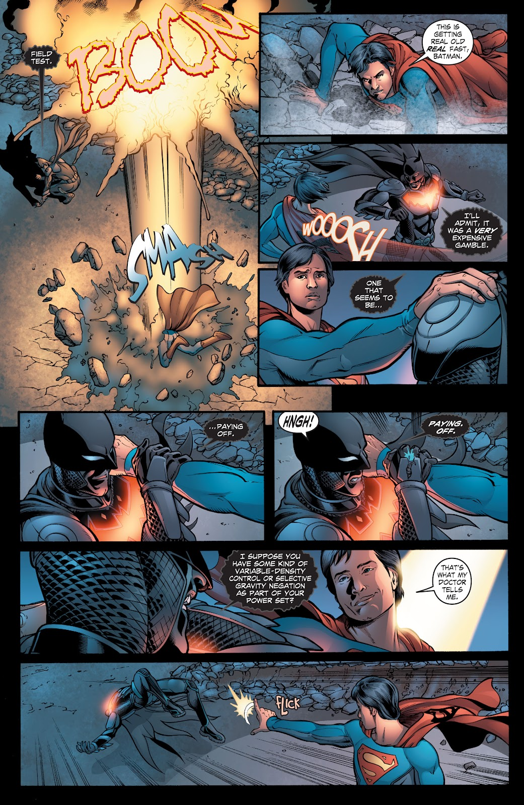 Read online Smallville Season 11 [II] comic -  Issue # TPB 2 - 42