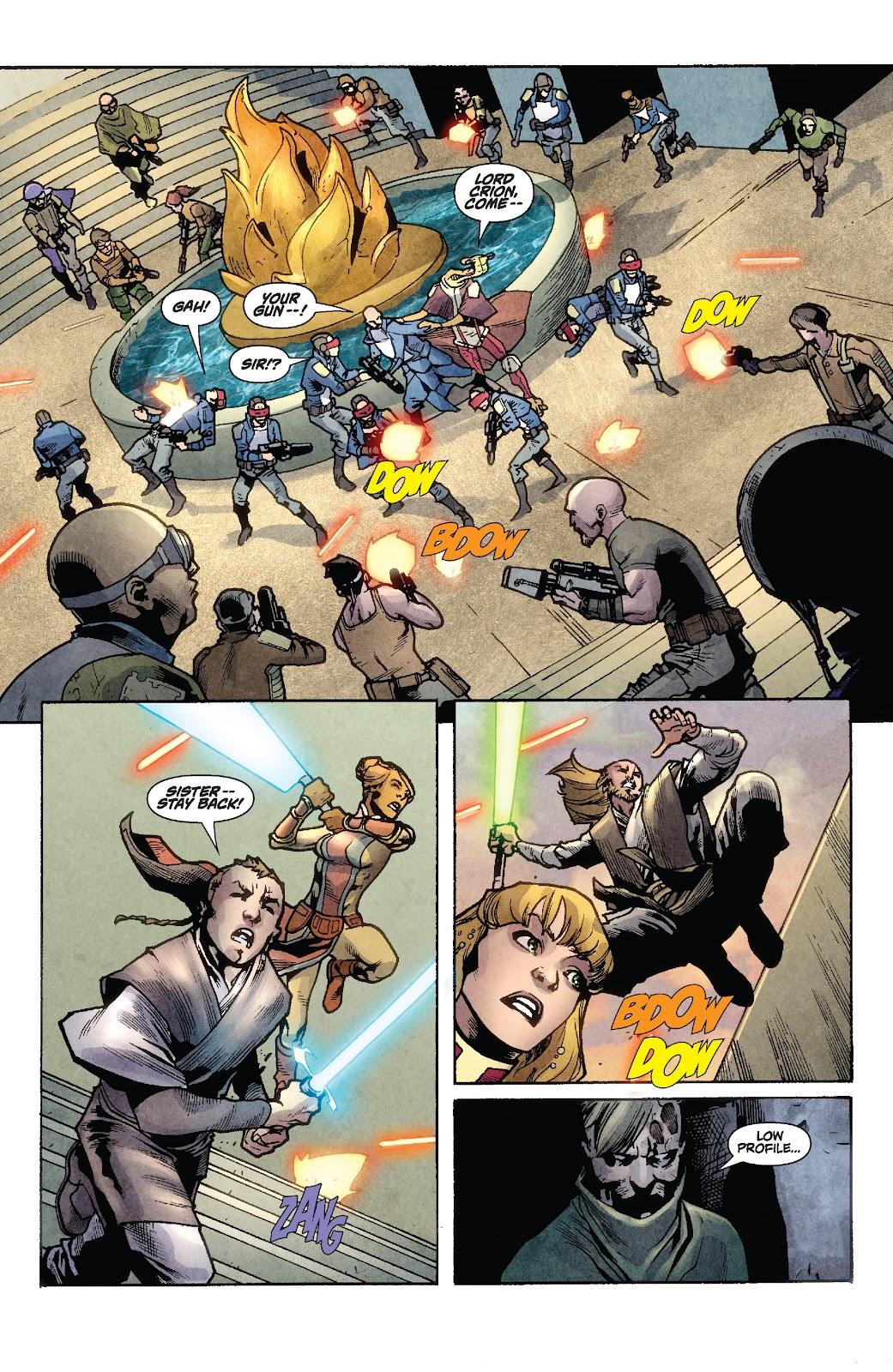 Read online Star Wars Legends: Rise of the Sith - Epic Collection comic -  Issue # TPB 1 (Part 2) - 46