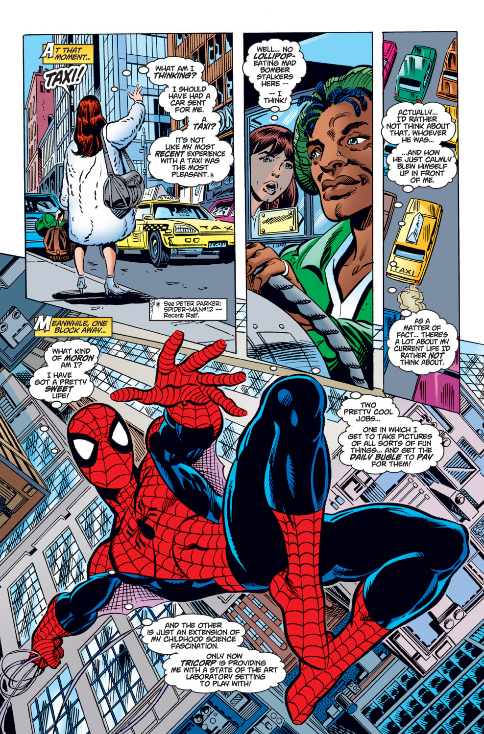 The Amazing Spider-Man (1999) 13 Page 5