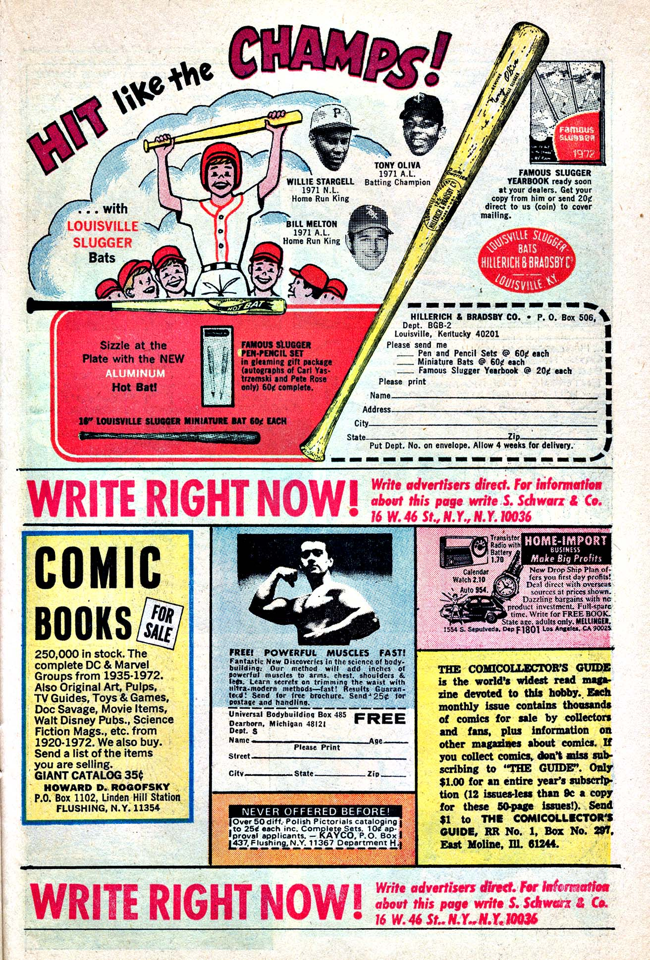 Read online Action Comics (1938) comic -  Issue #412 - 36