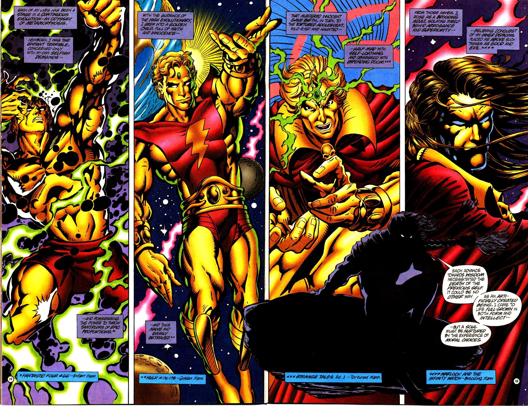 Read online Rune (1995) comic -  Issue #2 - 16