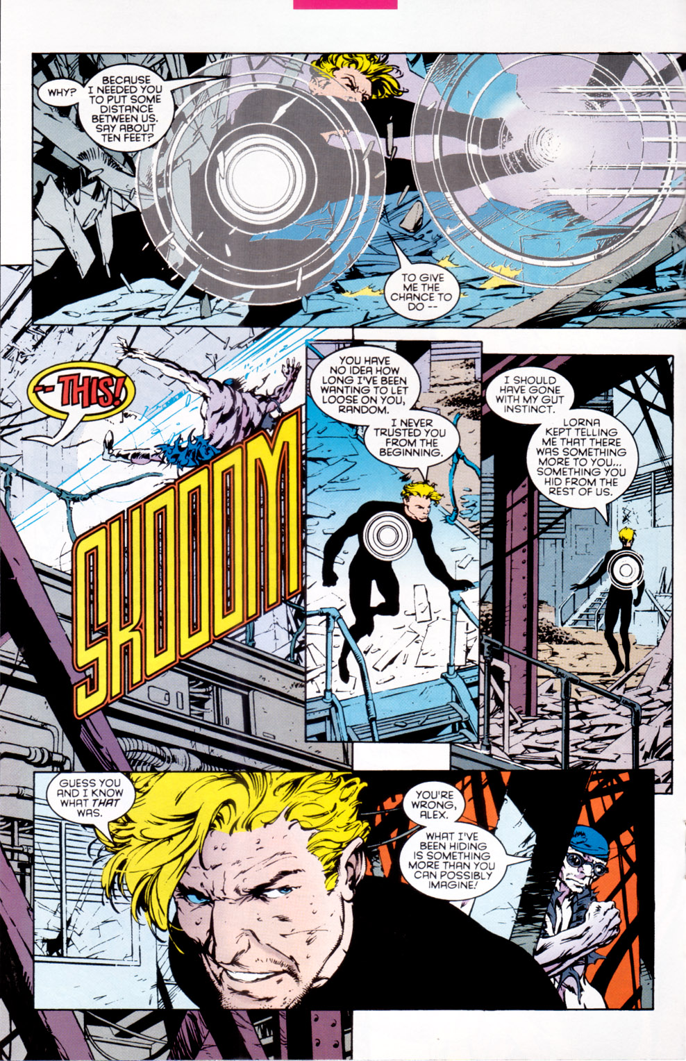 Read online X-Factor (1986) comic -  Issue #118 - 13