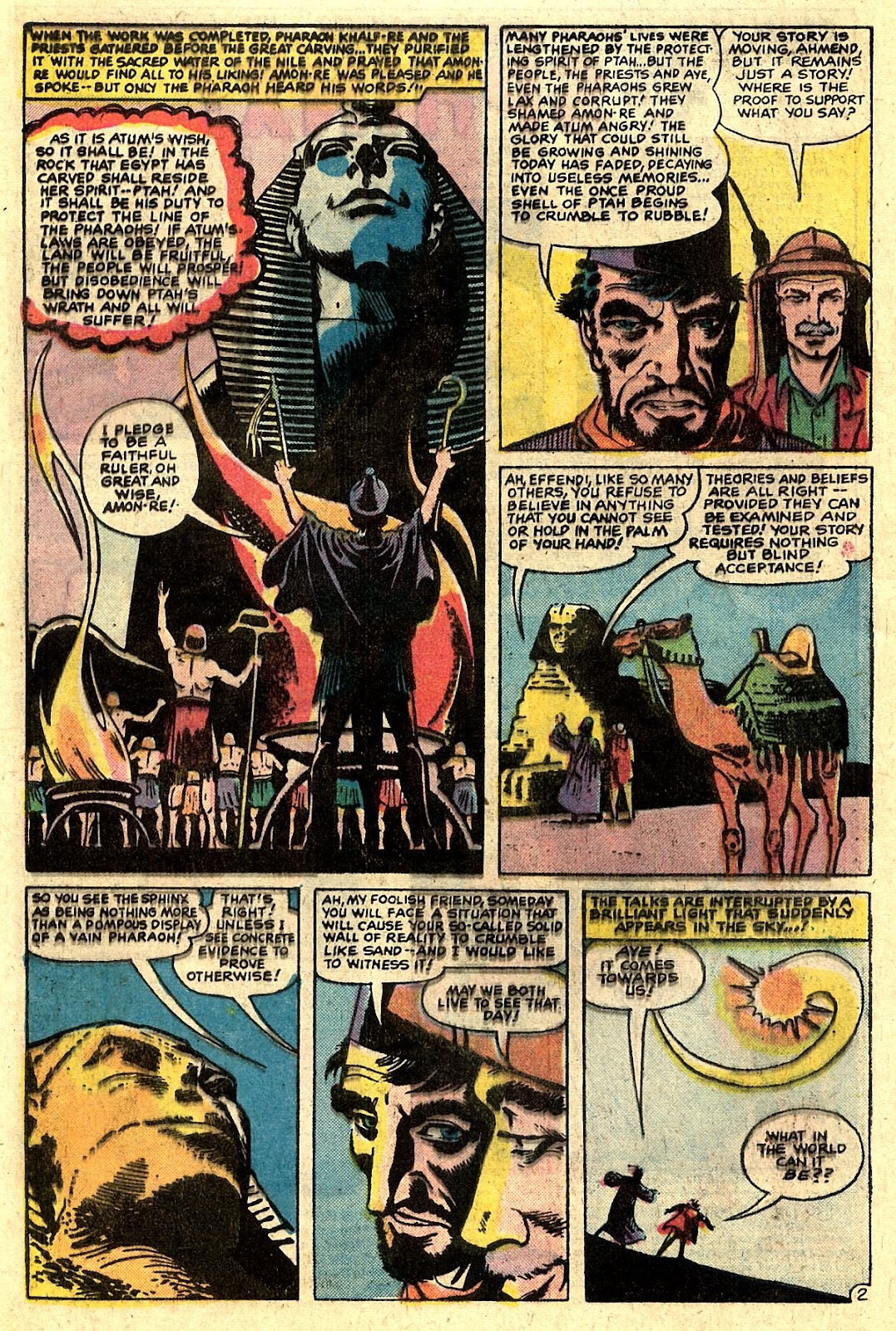Journey Into Mystery (1972) issue 14 - Page 4