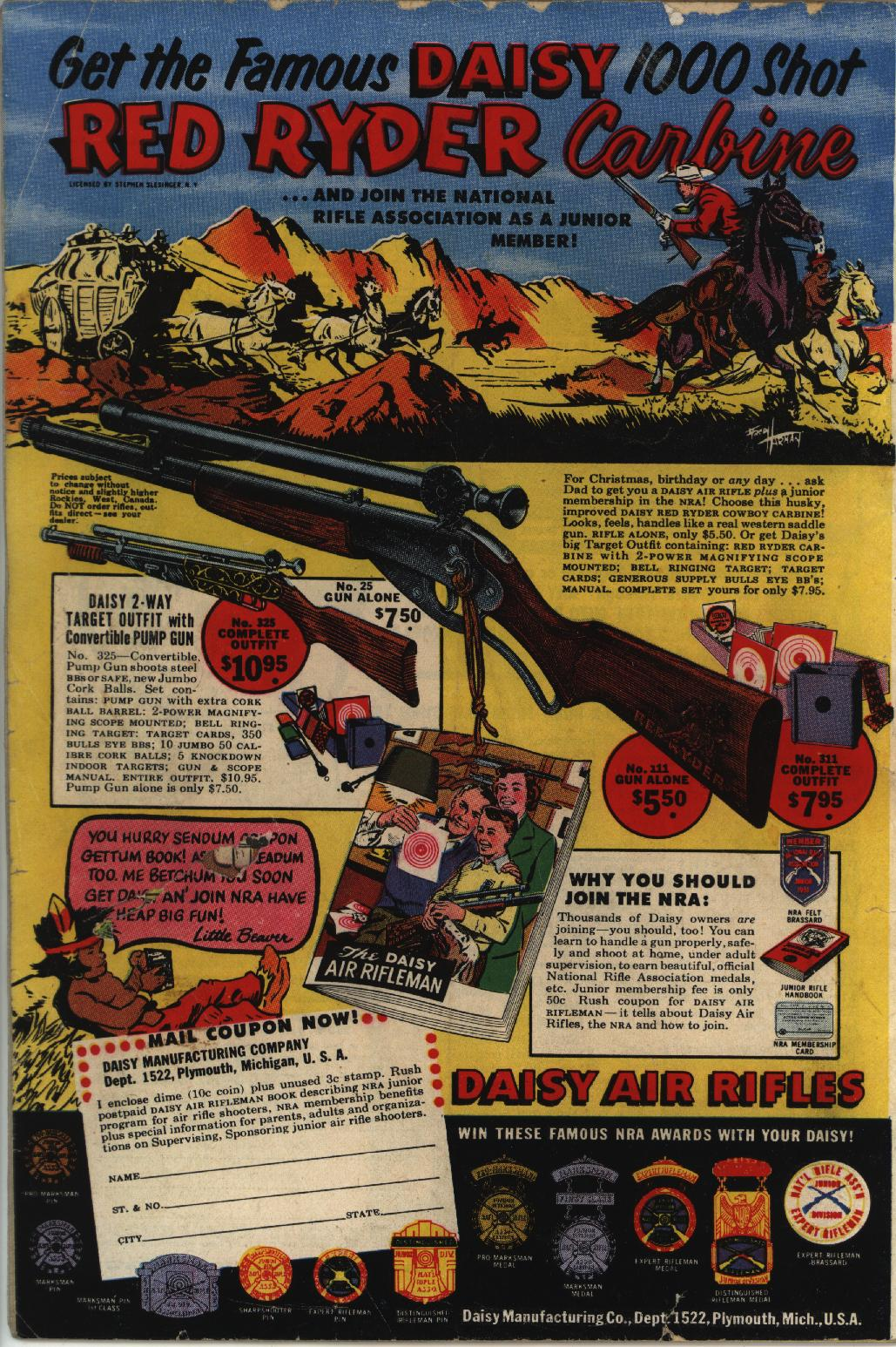 Read online All-Star Western (1951) comic -  Issue #63 - 36