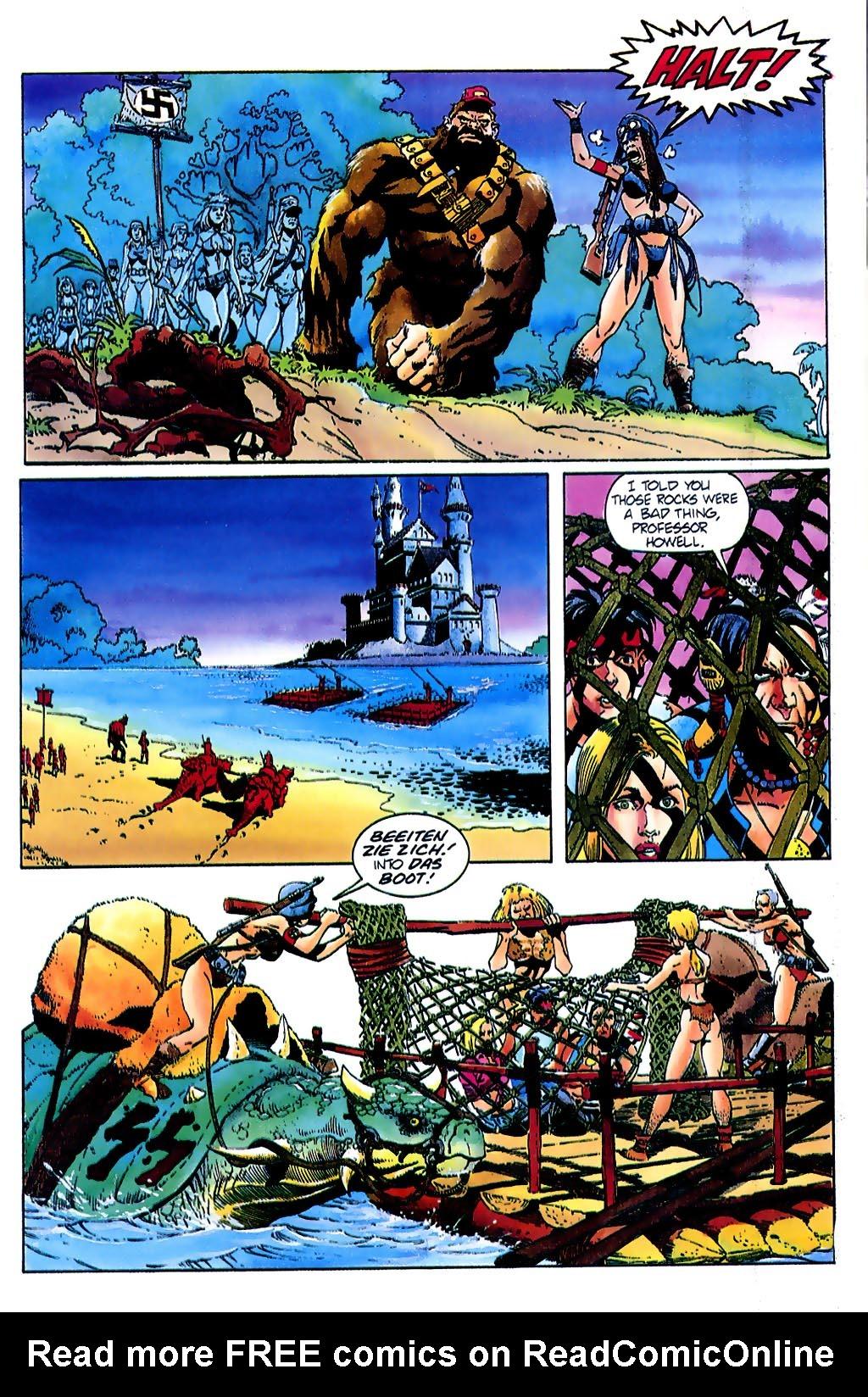 Read online Turok, Dinosaur Hunter (1993) comic -  Issue #37 - 18