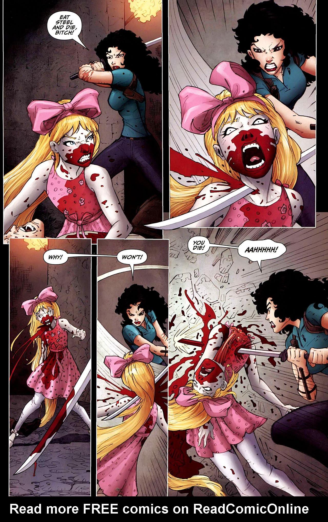 Read online Anita Blake, Vampire Hunter: Guilty Pleasures comic -  Issue #12 - 14