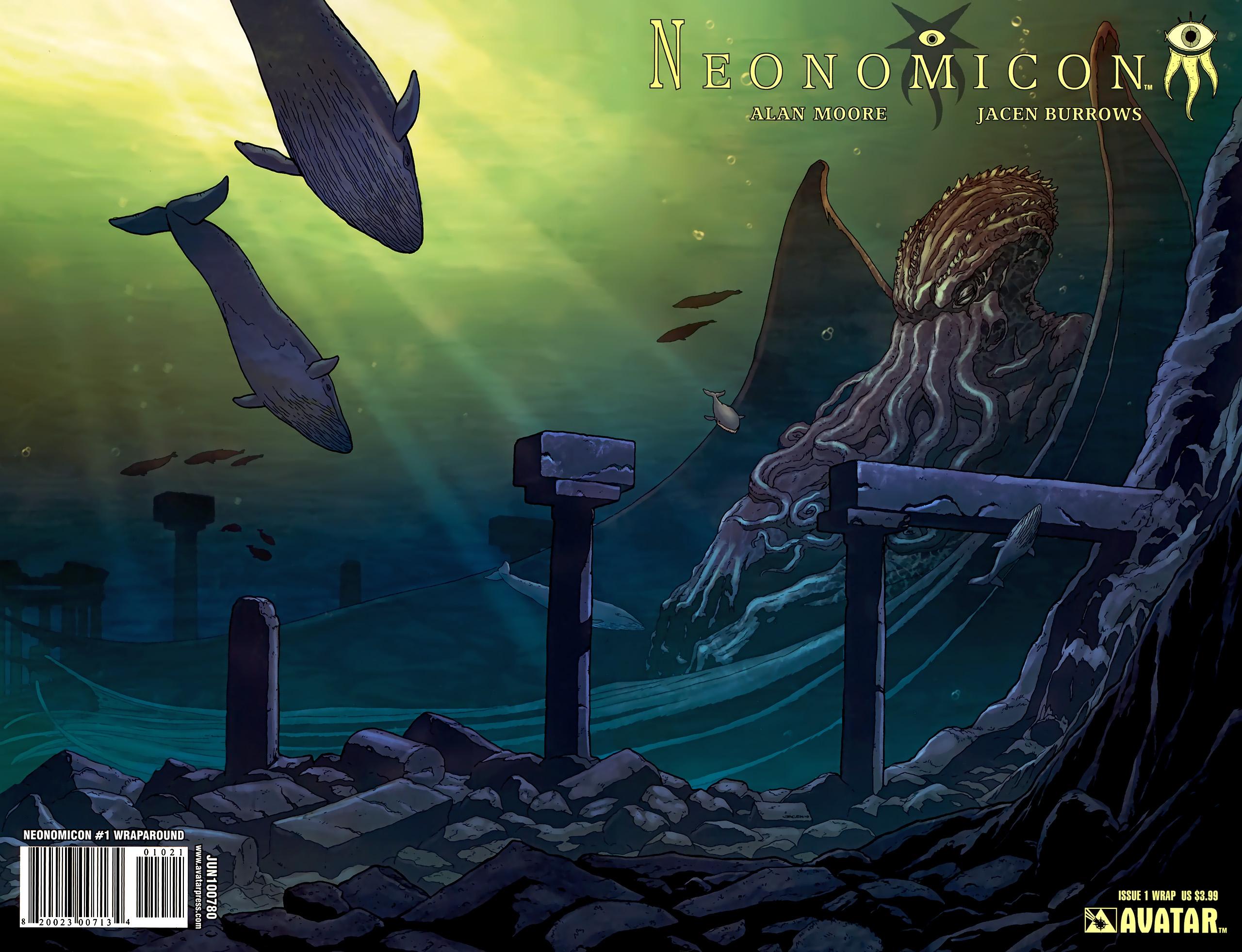 Read online Alan Moore's Neonomicon comic -  Issue #1 - 1