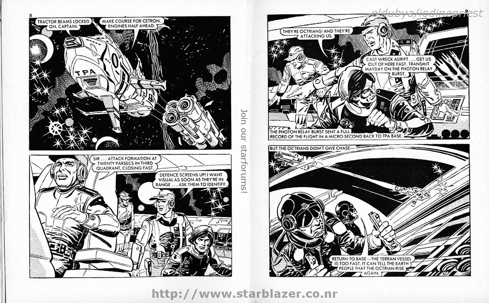 Starblazer issue 97 - Page 6