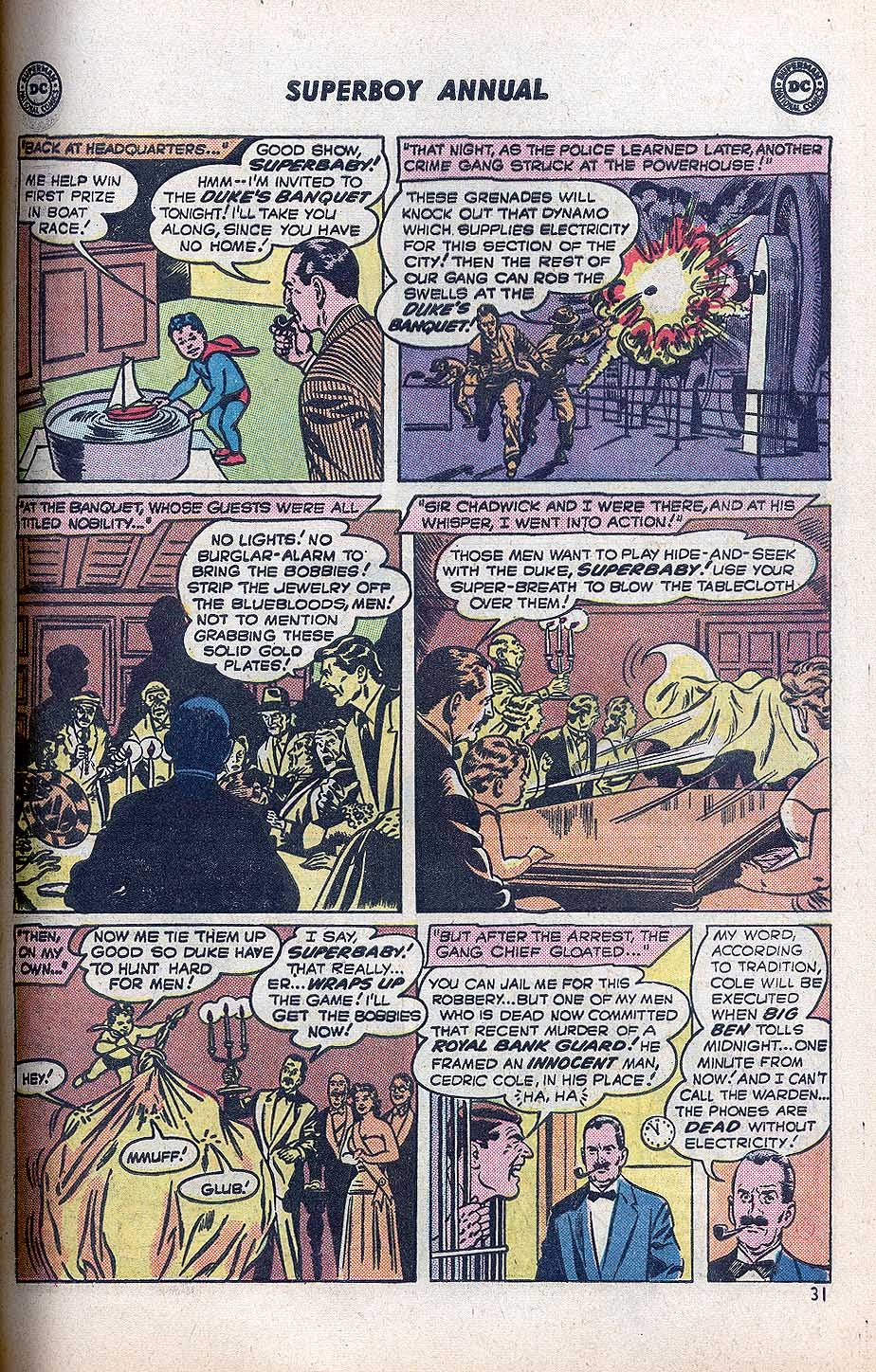 Superboy (1949) issue Annual 1 - Page 33