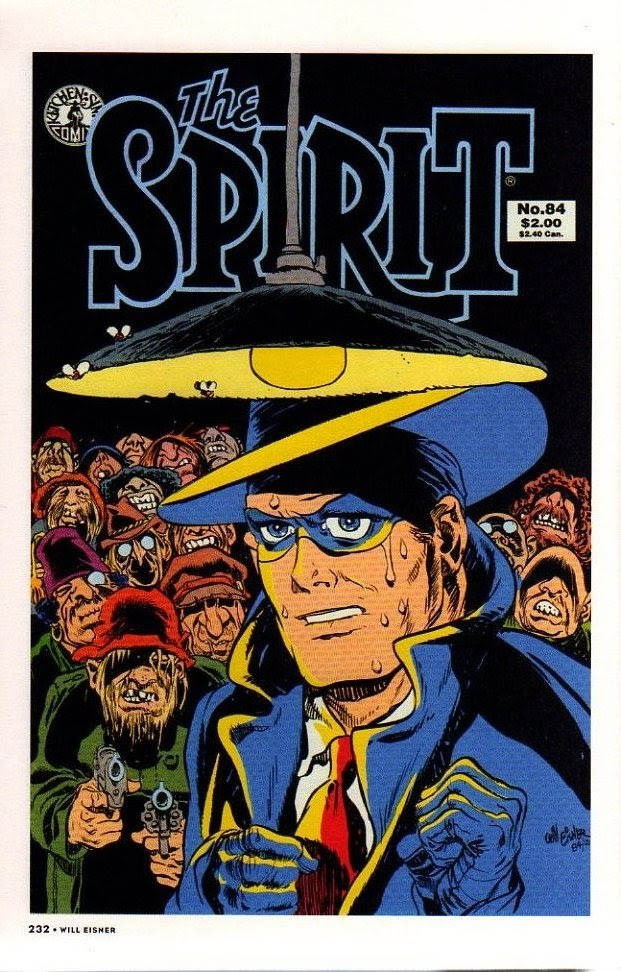 Read online Will Eisner's The Spirit Archives comic -  Issue # TPB 26 (Part 3) - 39