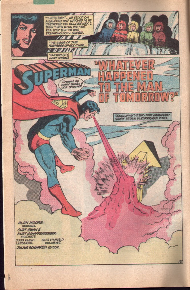 Read online Action Comics (1938) comic -  Issue #583 - 3