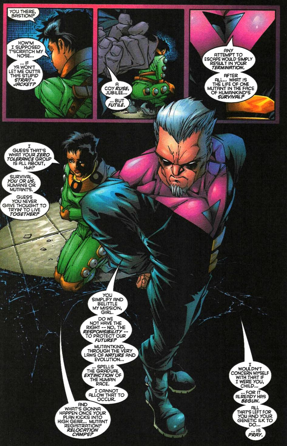 X-Men (1991) 64 Page 12