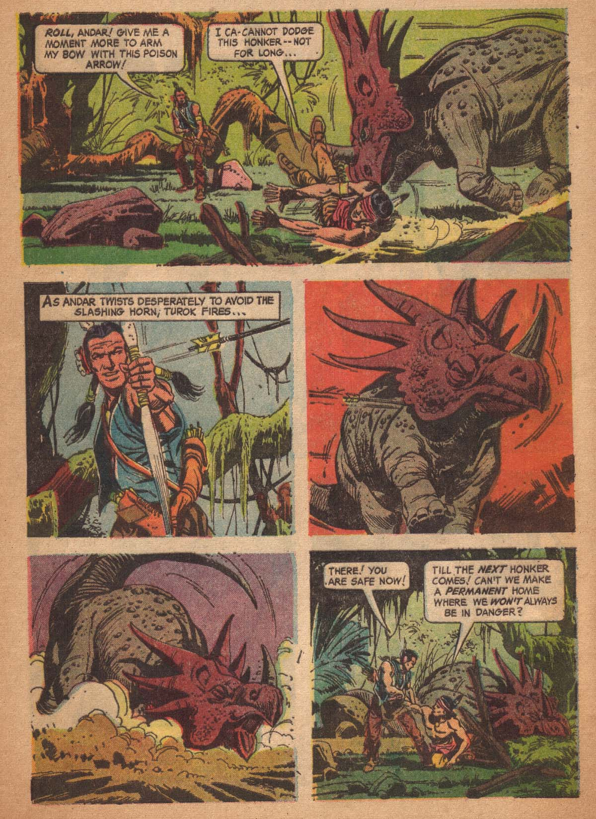 Read online Turok, Son of Stone comic -  Issue #47 - 4