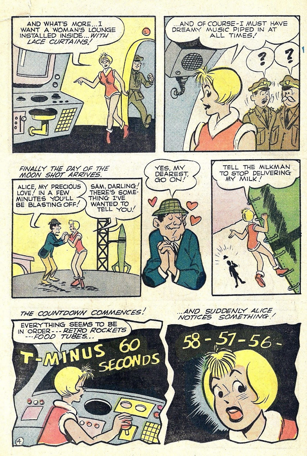 Archie's Madhouse issue Annual 6 - Page 46