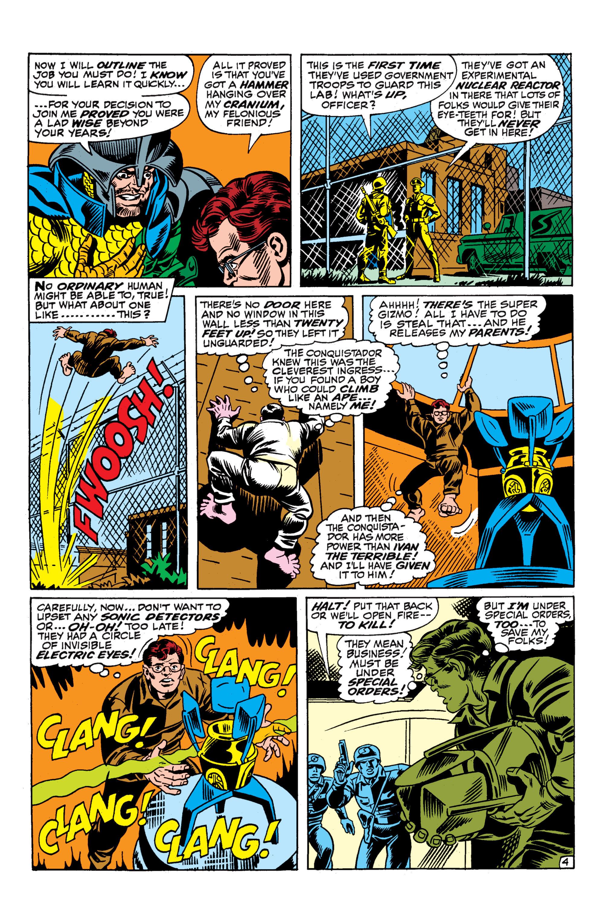 Uncanny X-Men (1963) 52 Page 19