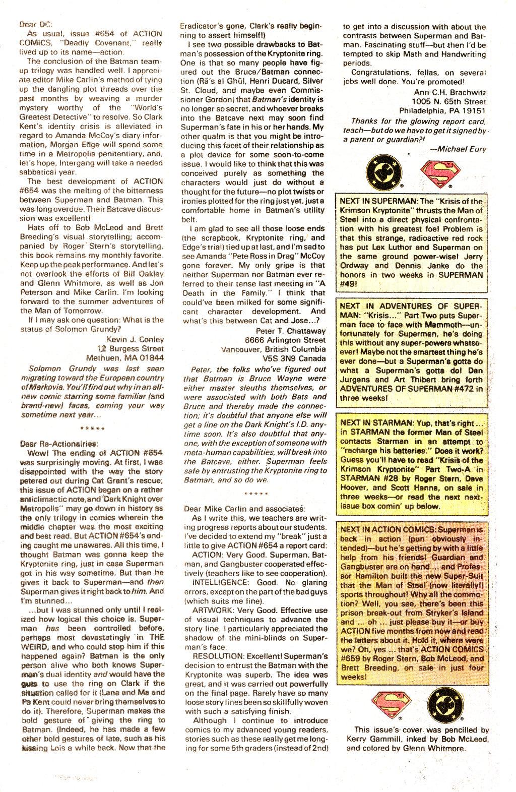 Action Comics (1938) 658 Page 24