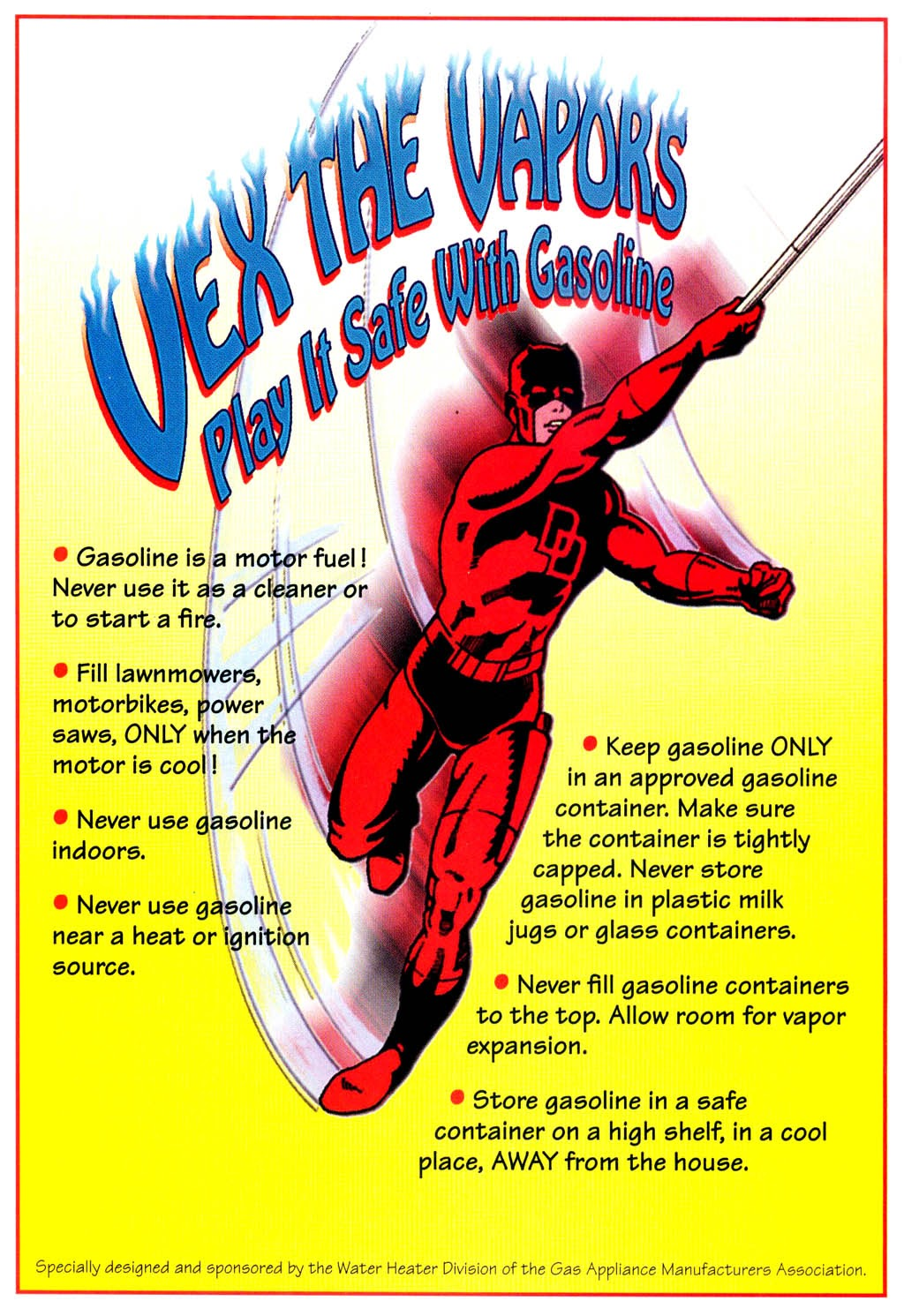 Read online Daredevil vs. Vapora comic -  Issue # Full - 19